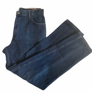 Levi's relaxed fit tapered leg jeans size 14M
